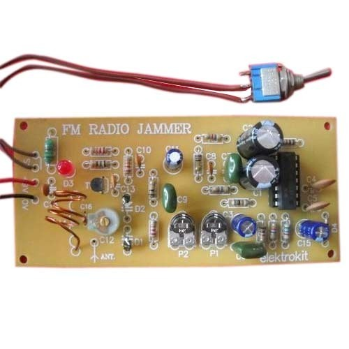 Caller id blocker - frequency jamming equipment accidents