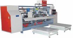 Semi Auto Double Jointed Stitching Machine