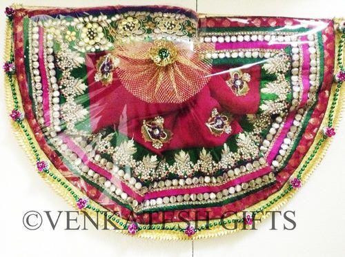 Decorative Wedding Saree Tray At Rs 40 Single Saree Pack Karne Custom Saree Tray Decoration