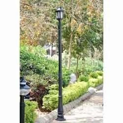 FRP Garden Light Poles Manufacturer from Bengaluru