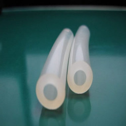 Platinum Cured Silicone Transparent Tubes