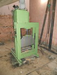 Hydraulic Rubber Bale Cutter