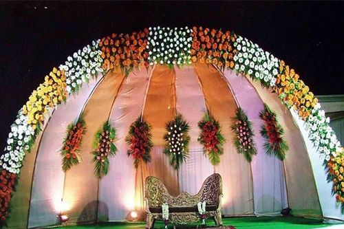Royal marriage hall lawn lucknow service provider of marriage read more stage decoration junglespirit Images