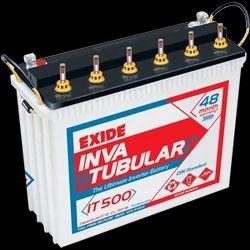 Traction Batteries Exide Inva Tubular Inverter Batteries