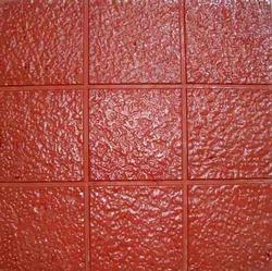 Rubberised PVC Moulds for Chequered Tiles (CT-212)