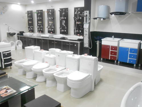 Hindware Sanitaryware And Ganga Bath Fitting Wholesaler