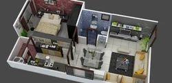 Floor Plans 3D Rendering