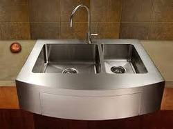 Kitchen Sanitary Fittings - Kitchen Sink Wholesale Trader from ...