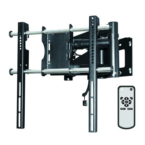 motorized bracket lcd tv motorized wall mount bracket