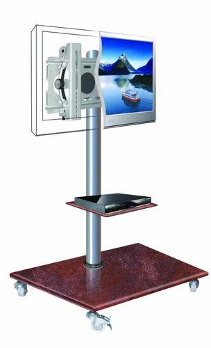 Floor Mount Pedestal Stand Granite Pedestal Stand For 26