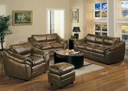 Great Leather Sofa Set