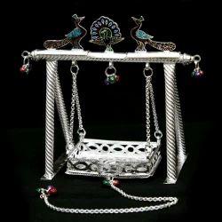 Silver Swing - Chandi Ka Jhula Latest Price, Manufacturers & Suppliers