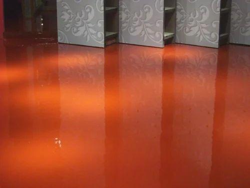 Insulating Coating Epoxy Flooring Service Service