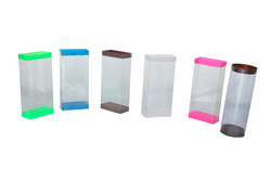 PVC Boxes with Lids