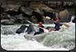 Rafting With Beach Camping
