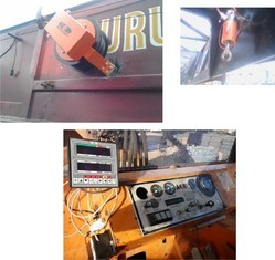 SLI System for Railroad Cranes