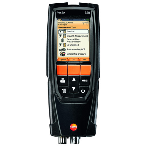 Combustion Analyzer, कम्बशन एनलाइज़र - Testo India Private Limited, Pune |  ID: 4375462633