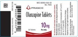 Olanzap 10 Mg Tablet