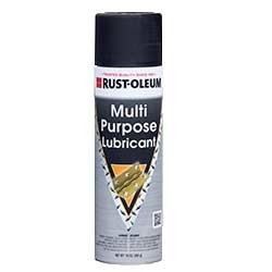 Rustoleum Multipurpose Lubricants Spray