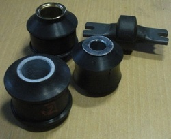 Rubber Bonded Parts for Shock Absorber Applications