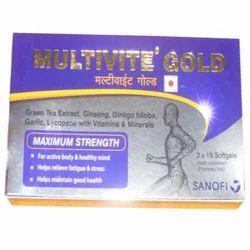 Multivite Gold