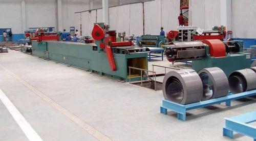 Metal Sheet Cut To Length Line Machine