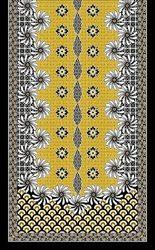 Pure Cotton Nighty Fabric, Digital Prints, Multicolour