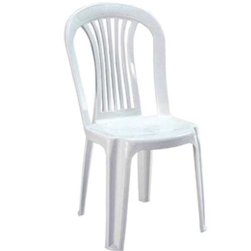 Genial High Back Plastic Chair Without Arms