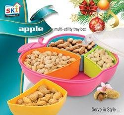 Apple Dry Fruit Box