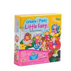 Create & Paint Little Fairy