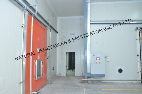 Cold Storage Work - Cold Storage Plant Exporter from Chhatral