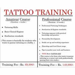 Tattoo Training Service