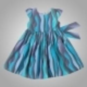 Wavy Dotted Dress