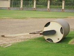 Cricket Pitch Roller 0.5 Ton METCO 8241