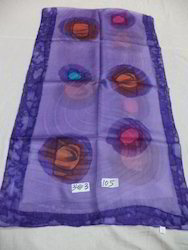 Pure Silk Hand Painted Scarves