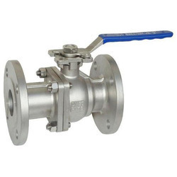 Investment Casting Flanged Ball Valve