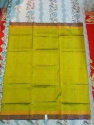 Yellow Pattu Sarees