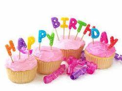 Birthdays Parties Services