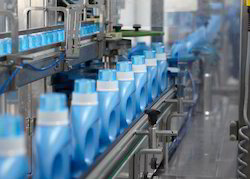 HDPE Bottle Filling Line