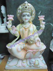 Lakshmi Marble Murti