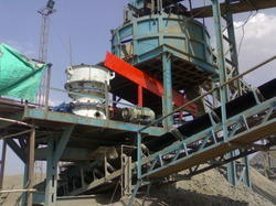 Belt Feeder Cone Crusher
