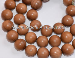 Mysore Sandalwood Beads