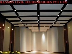 Building Sound Proofing Systems