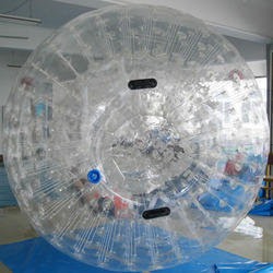 Inflatable Zorb PVC TPU Play Ground