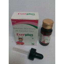 Everplus (Paediatric Drops)
