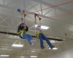Work at Height & Confined Space Training