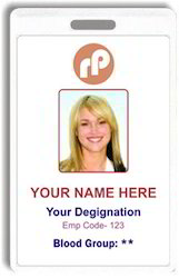 Plastic Id Card Printing Services