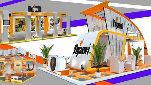Exhibition Stall Design India In Kandivali