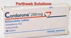 Cordarone (Amiodarone HCl Tablets)
