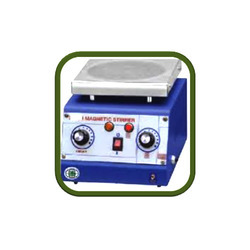 Magnetic Stirre With Hot Plate